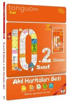 Tonguç Akademi10. Sınıf 2. Dönem Akıl Haritaları Seti