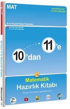 Tonguç Akademi10 dan 11 e Matematik Hazırlık Kitabı