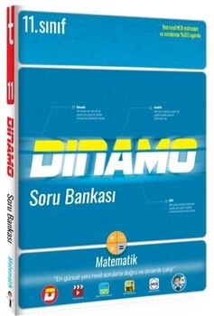 Tonguç Akademi11. Sınıf Dinamo Matematik Soru Bankası