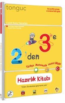 Tonguç Akademi2 den 3 e Hazırlık Kitabı