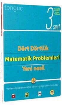 Tonguç Akademi3. Sınıf Dört Dörtlük Matematik