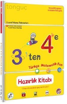 Tonguç Akademi3 ten 4 e Hazırlık Kitabı