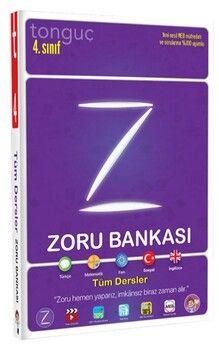 Tonguç Akademi4. Sınıf Tüm Dersler Zoru Bankası