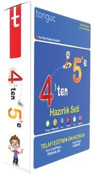 Tonguç Akademi4 ten 5 e Hazırlık Seti