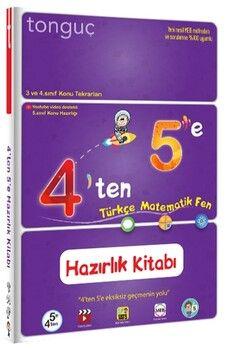 Tonguç Akademi4 ten 5 e Hazırlık Kitabı