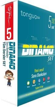 Tonguç Akademi5. Sınıf Dinamo Tüm Dersler Soru Bankası Set