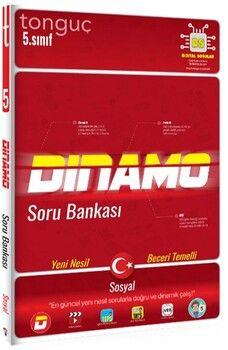 Tonguç Akademi5. Sınıf Sosyal Bilgiler Dinamo Soru Bankası