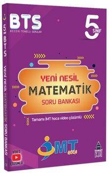 Tonguç Akademi5. Sınıf İMT Matematik Yeni Nesil Soru Bankası