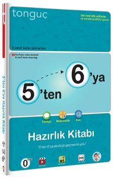 Tonguç Akademi5 ten 6 ya Hazırlık Kitabı