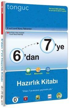 Tonguç Akademi6 dan 7 ye Hazırlık Kitabı