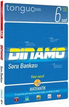 Tonguç Akademi6. Sınıf Matematik Dinamo Soru Bankası