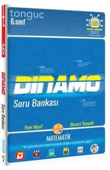 Tonguç Akademi6. Sınıf Dinamo Matematik Soru Bankası