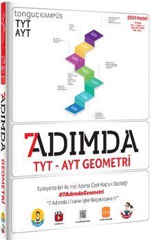 Tonguç Akademi7 Adımda TYT AYT Geometri Soru Bankası