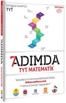 Tonguç Akademi7 Adımda TYT Matematik Soru Bankası