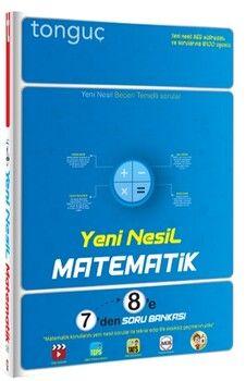 Tonguç Akademi7 den 8 e Matematik Yeni Nesil soru Bankası