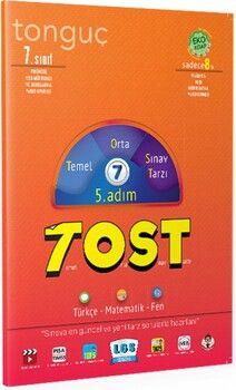 Tonguç Akademi7. Sınıf Tost 5. Adım
