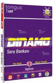 Tonguç Akademi7. Sınıf Dinamo İngilizce Soru Bankası