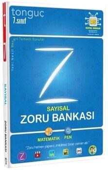 Tonguç Akademi7. Sınıf Sayısal Zoru Bankası