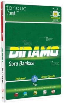 Tonguç Akademi7. Sınıf Fen Bilimleri Dinamo Soru Bankası