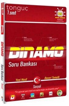 Tonguç Akademi7. Sınıf Dinamo Sosyal Bilgiler Soru Bankası