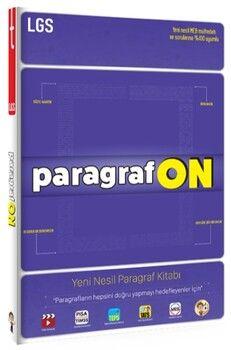 Tonguç Akademi8. Sınıf LGS ParagrafON Soru Bankası