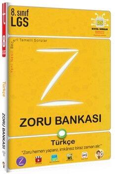 Tonguç Akademi8. Sınıf Türkçe Zoru Bankası