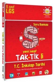 Tonguç Akademi8. Sınıf T.C. İnkılap Tarihi ve Atatürkçülük Taktikli Soru Bankası