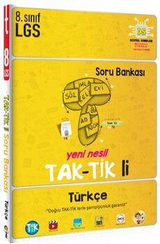 Tonguç Akademi8. Sınıf Türkçe Taktikli Soru Bankası