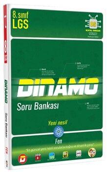 Tonguç Akademi8. Sınıf Dinamo Fen Bilimleri Soru Bankası