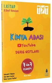 Tonguç AkademiKimya Adası TYT Kimya Youtube Ders Notları 1. Kitap