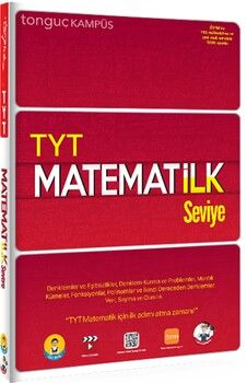 Tonguç AkademiTYT MatematİLK Seviye Soru Bankası