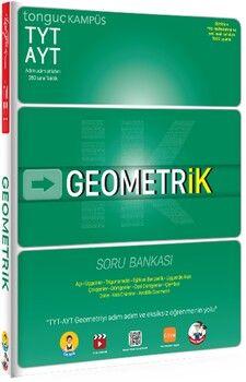 Tonguç AkademiTYT AYT GeometrİK Soru Bankası