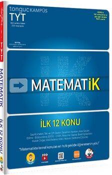 Tonguç AkademiTYT MatematİK İlk 12 Konu Soru Bankası