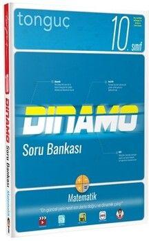 Tonguç Yayınları 10. Sınıf Matematik Dinamo Soru Bankası