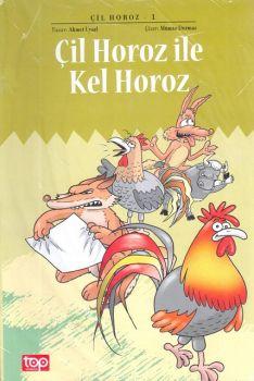 Top Yayınları Çil Horoz Kitapları