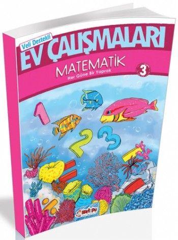 Top Yayınları Matematik 3. Sınıf Veli Destekli Ev Çalışmaları