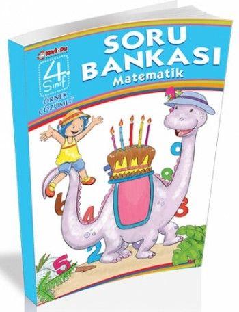 Top Yayınları Matematik 4. Sınıf Örnek Çözümlü Soru Bankası