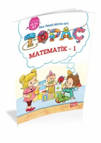Top Yayınları Okul Öncesi Top Matematik -1