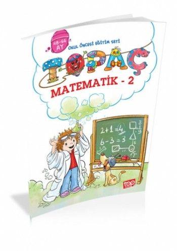 Top Yayınları Okul Öncesi Top Matematik-2