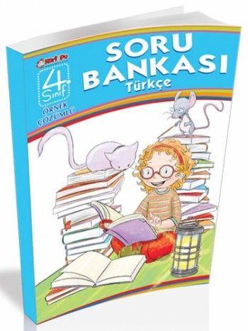 Top Yayınları Türkçe 4. Sınıf Örnek Çözümlü Soru Bankası