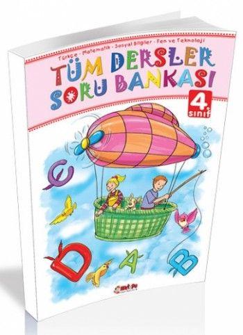 Top Yayınları Tümdersler 4. Sınıf Soru Bankası
