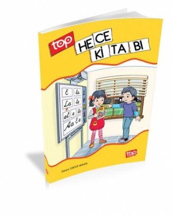 Top Yayınları Top Hece Kitabı