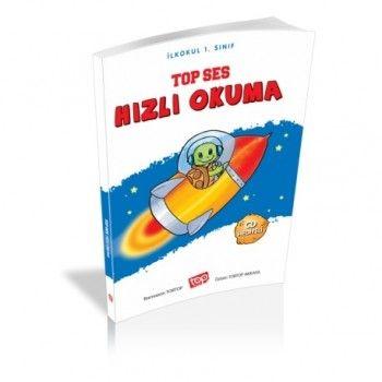 Top Yayınları Topses Hızlı Okuma Kitabı