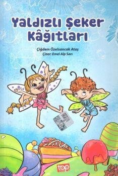 Top Yayınları Yaldızlı Şeker Kağıtları