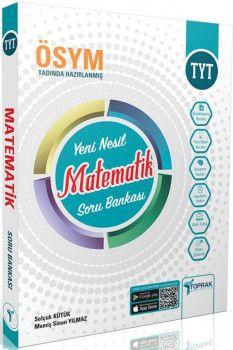 Toprak Yayıncılık TYT Matematik Yeni Nesil Soru Bankası