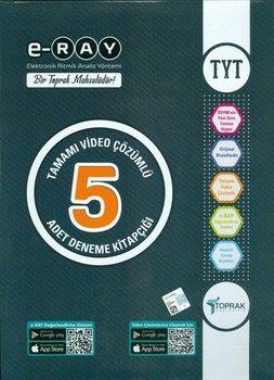 Toprak Yayıncılık TYT 5 li Paket Deneme