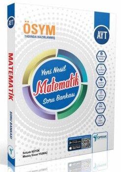 Toprak Yayıncılık AYT Matematik Soru Bankası