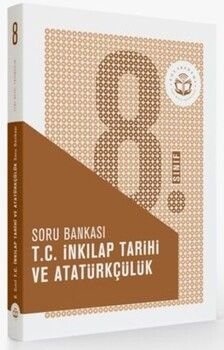 Toy Akademi 8. Sınıf T.C İnkılap Tarihi ve Atatürkçülük Soru Bankası