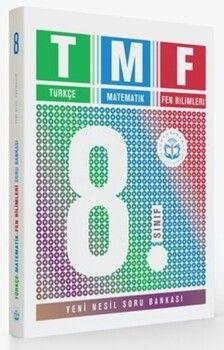 Toy Akademi 8. Sınıf Yeni Nesil TMF Soru Bankası