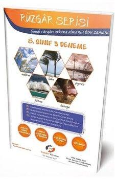 Transfer Yayınları 8. Sınıf LGS 5 Deneme Rüzgar Serisi